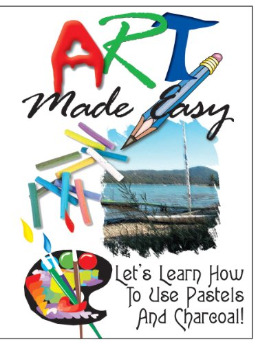 Art Made Easy: Let's Learn How To Use Pastels And Charcoal!