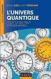 img - for L'univers quantique: Tout ce qui peut arriver arrive... (Quai des Sciences) (French Edition) book / textbook / text book