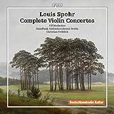 ルイ・シュポア:ヴァイオリン協奏曲全集(Louis Spohr: Complete Violin Concertos)[8CDs]
