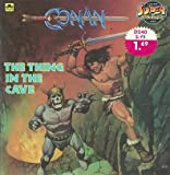 Conan: The thing in the cave (A Golden super adventure book) (0307118088) by Harris, Jack C
