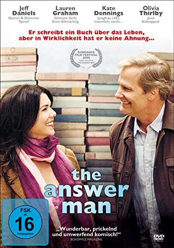 The Answer Man - Arlen Faber - Der göttliche Mr. Faber
