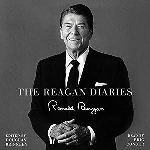 The Reagan Diaries Audiobook