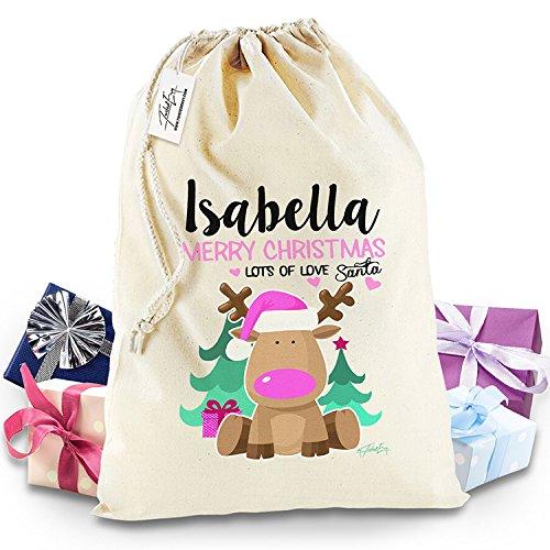 new-sac-de-noel-renne-fille-rose-50-x-75-cm-chaussette-de-noel-pere-noel-sac-cadeau-personnalise