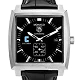 TAG HEUER watch:Columbia University TAG Heuer Watch - Men's Monaco at M.LaHart