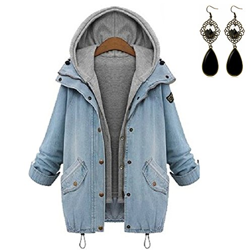 sitengle-women-jackets-cardigans-adult-jeans-hoodies-blazer-casual-2-in-1-jacket-classic-adjustable-