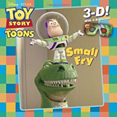 Small Fry (Disney/Pixar Toy Story) (3-D Pictureback)