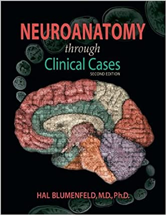 Neuroanatomy Through Clinical Cases (text only) 2nd(Second) edition by H. Blumenfeld