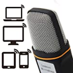 Professional Condenser Microphone Wit...