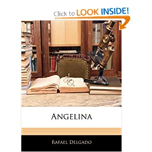 Angelina (Spanish Edition) Rafael Delgado