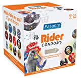 Condoms co uk Pasante Rider Condoms 144 Pack