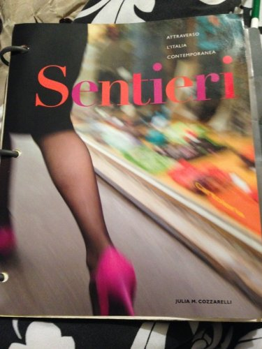 Sentieri Student Edition w/ Supersite Code