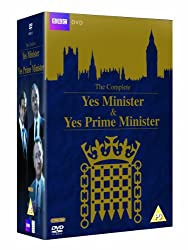 The Complete Yes Minister & Yes Prime Minister - Collector's Box Set [DVD] [1980]