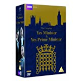Yes Minister and Yes Prime Minister - Complete Collection [DVD] [1980]by Paul Eddington