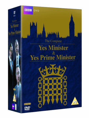 Yes Minister and Yes Prime Minister - The Complete Collection Collector's Boxset [Import anglais]