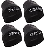 American Cities Unisex USA Champion Cities Knit Hat Cap Beanie