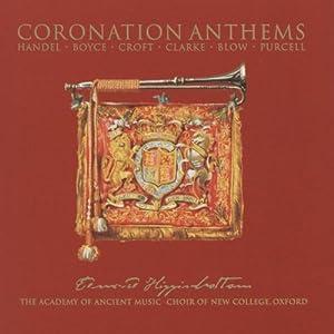 Coronation Anthems