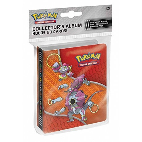 Pokemon X & Y Breakthrough Mini Binder + Booster Pack - Hoopa Unbound Regigigas (Pokemon Omega Ruby Card Binder compare prices)