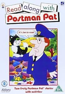 Amazon.com: Read Along With Postman Pat [Region 2]: Ken Barrie, Carole