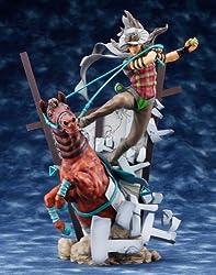 ハイスタンダードスタチュー スティール・ボール・ラン ジャイロ・ツェペリ ノーマルバージョン (ノンスケール PVC塗装済み完成品)
