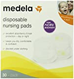 Medela Disposable Nursing Bra Pads - 30-pk