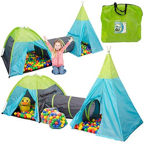 spielset-kinderspielzelt-pocahontas-inkl-200-ballebadballen-spielzelt-spielhaus-fur-jungen-und-madch