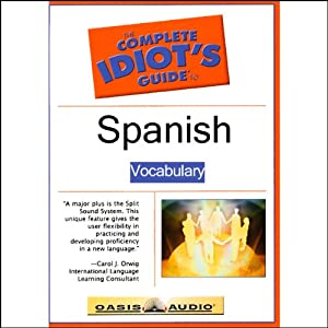 The Complete Idiot's Guide to Spanish, Vocabulary | [Linguistics Team]