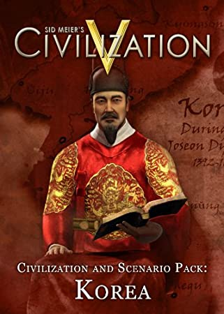 Sid Meier's Civilization V: Korea Civilization and Scenario Pack [Download]
