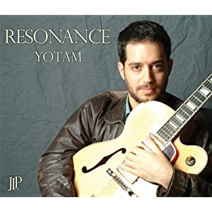 Yotam Resonance cover