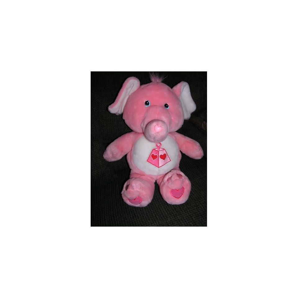Care Bears Cousin Plush 20 Lotsa Heart Elephant