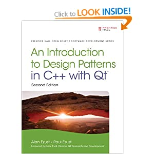 An Introduction to Design Patterns in C++ with Qt (Prentice Hall Open Source Software Development)