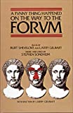 Funny Thing Happened on the Way to the Forum (Applause Musical Library) (0613503112) by Gelbart, Larry
