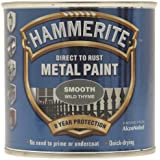 Hammerite SFWT750 750ml Direct to Rust Smooth Finish - Wild Thyme