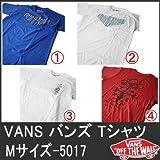(バンズ)VANS 半袖T Mサイズ-F 5017