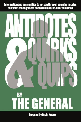 Antidotes: Quirks & Quips