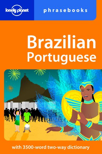 Lonely Planet Brazilian Portuguese Phrasebook