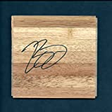 Lebron James Autographed Signed 6 x 6 Floor Board As a Rookie - Cleveland Cavaliers - Miami Heat - - COA - Guaranteed Authentic - (Mint Condition) Amazon.com