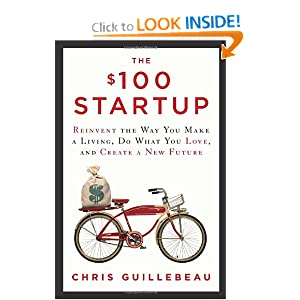 Entrepreneurs live healthy lives! Read the $100 Start Up for tips on how to become an entrepreneur. | OTR Blog