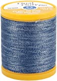 Coats & Clark Dual Duty Denim Thread For Jeans 125 Yds: Denim Blue