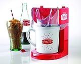 Nostalgia Electrics SCS100COKE Coca-Cola Series Single Serve Slush Maker, Red