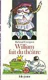 """Afficher """"William fait du théâtre"""""""