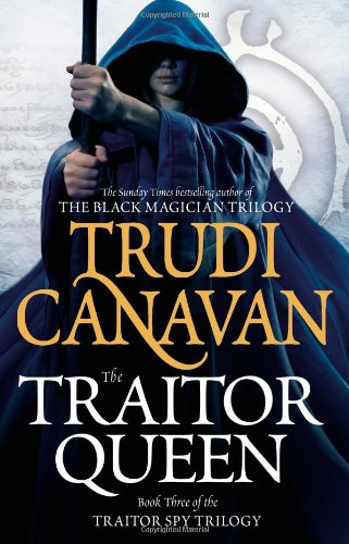 Image of The Traitor Queen (The Traitor Spy Trilogy)