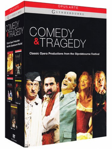Comedy and Tragedy - Glyndebourne Festival [5 DVDs]