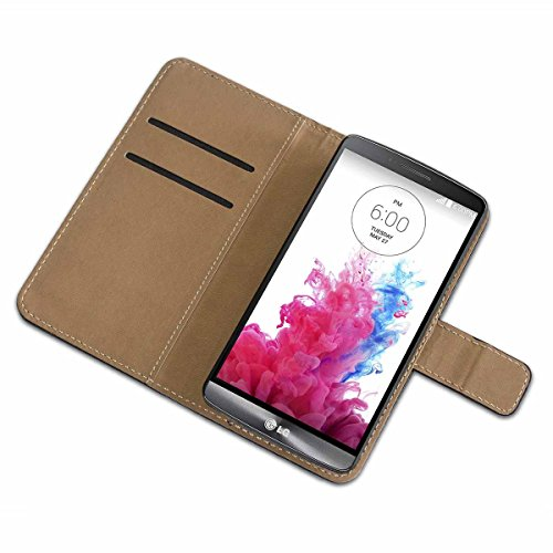 Rendez Vous Paris 10206, Love, Black Leather Flip Stand Case Cover Wallet Pouch with Magnetic Clip and Colourful Design for LG G3S. promo code 2016