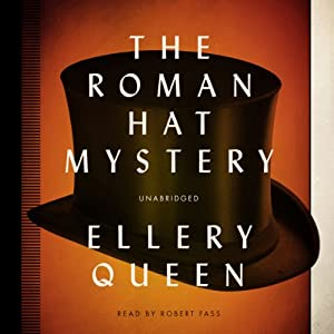 The Roman Hat Mystery | [Ellery Queen]