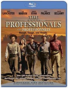 The Professionals (Bilingual) [Blu-ray]