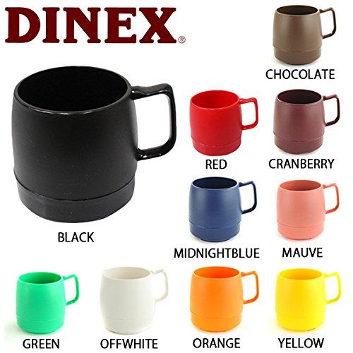(ダイネックス)DINEX dinex-001 アウトドア マグカップ 8oz. MUG BLACK