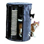 TRIXIE Pet Products 2-Storey Cat Tower