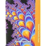 INVESTIGATIONS 2008 STUDENT ACTIVITY BOOK SINGLE VOLUME EDITION GRADE 5 ~ Scott Foresman