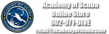 Academy Of Scuba On-line Store
