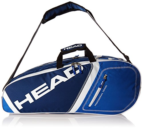 HEAD Core 6R Combi Tennis Bag (Tennis Racquet Bag Head compare prices)